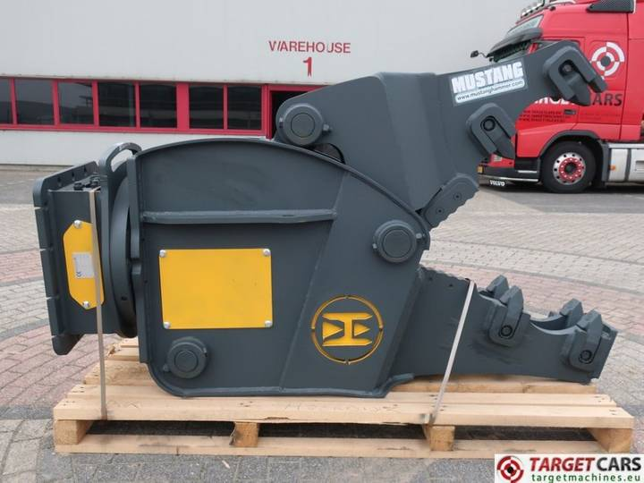 Mustang Hammer RK17 Rot.Crusher Pulverizer Shear 13~22T