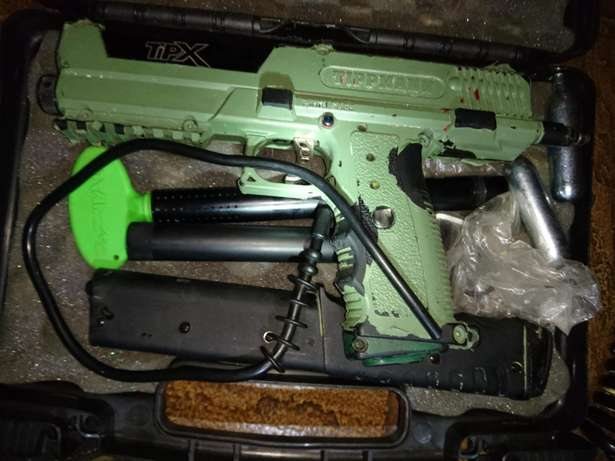 Give away price tipx paintball pistol Centurion Country Club - image 2