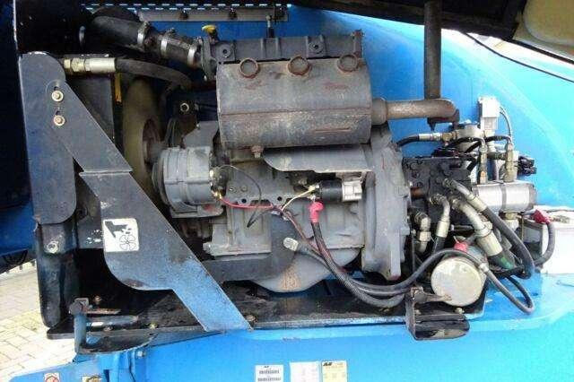 JLG 460 Sj Fl 16 Telehebebuhne - 2001 - image 11