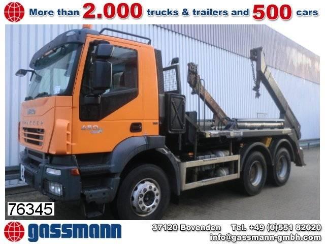 Iveco trakker ad260t45 /6x4 - 2007