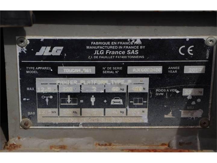 JLG TOUCAN 861 - 2007 - image 6