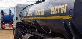 Nyenza Civil. Water Bowser for hire R180 per hour