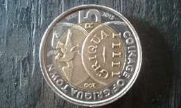 GriquaTown5 Rand Coin
