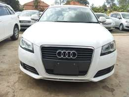 Audi A3 2009 model new shape