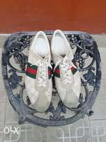 Fairly used Gucci sneakers