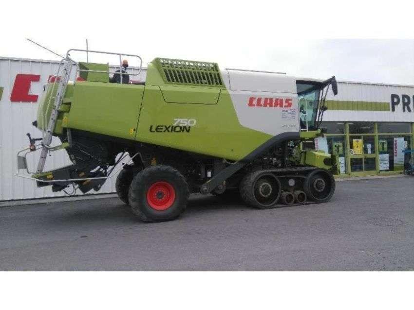 Claas Lexion 750tt T4i - 2012