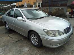 Toyota Camry 2004 model