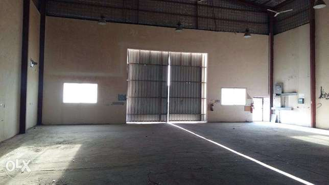 400 sqmr Warehouse for rent