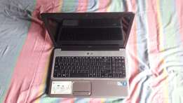 Very clean Fairly used HP G 60 Laptop