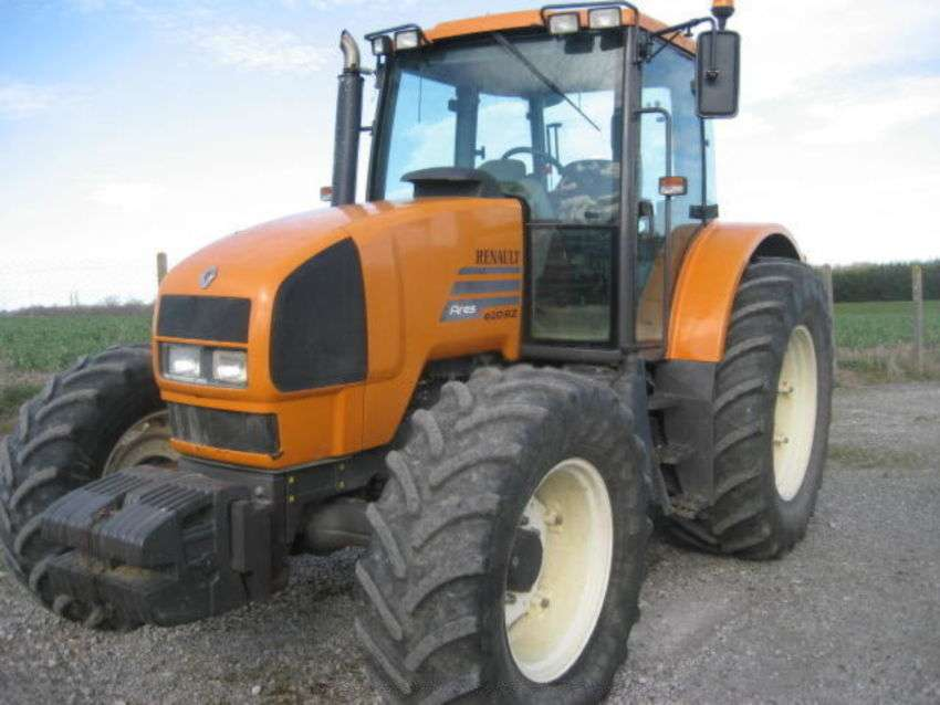 Renault Ares 620 Rz - 2000