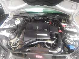 Mercedes Benz C-Class W204 C180 BE (274) Engine with 6600 Km on.