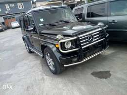 Mercedes Benz Gwagon