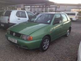 Vw Polo Playa 1.6i 1999