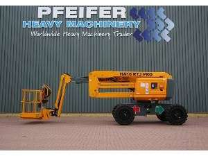 Haulotte HA16RTJPRO NEW / UNUSED, 16 m Working Height, Also - 2018 - image 16