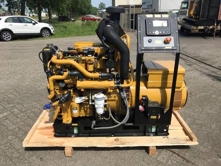 Caterpillar C4.4 - Marine Generator Set 108 kVa - DPH 105411 - 2019
