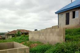 Two plots of land with C of O at agbede agric for 8million