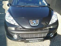 2008 Peugeot 207 1.6 XS in excellent condition