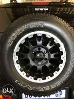 Cooper Discoverer A/t3 x5 tyres