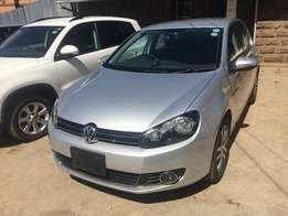 New Shape TSI Volkswagen Golf mark 6 Fully Loaded