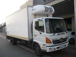 Hino - 1017 Freight Carrier