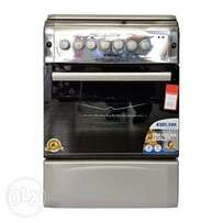 BRUHM (Brand New) - 60cm x 60cm 3G+1E Free Standing Gas Cooker /Oven