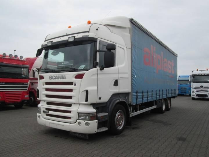 Scania R400 Highline 6X2 Euro 5 Retarder - 2009