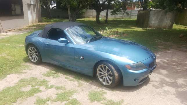 Z4 for sale Humansdorp - image 1