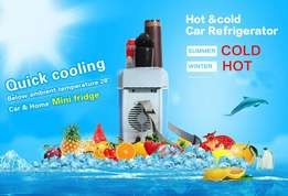 7.5L Portable Car Electronic 2-in-1 Cooling & Warming Refrigerator Fri