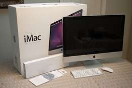 Apple imac 27 inches with 5k retina Display new No swapping