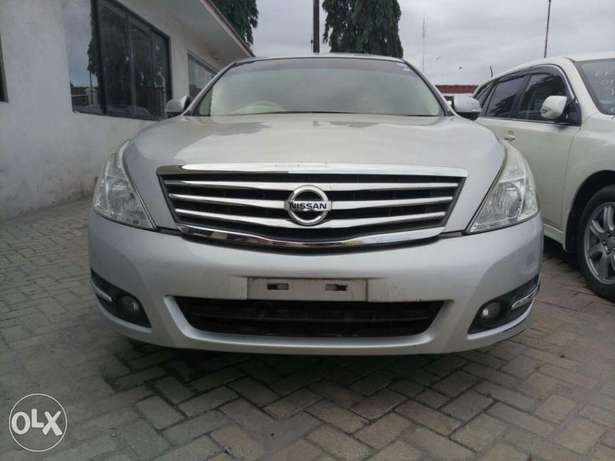 Reg: KCP number Silver Nissan Teana 2010 model Mombasa Island - image 3