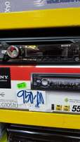 Sony usb cd car radio NEW at CEL BEAT