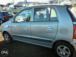 Hyundai atos with aircon, model 2005 ,mileage 157000