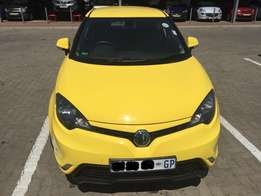 MG Hatch 1.5 2015 MG3 for Sale 39000km.Balance of Service Plan