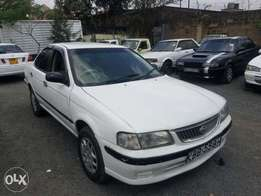 Nissan B15 in good condition.