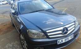 2008 Mercedes Benz C200 Kompressor Available for Sale