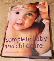 Complete Baby and Childcare Large NEW Hardback Book