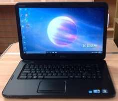 Dell Intel Core i3 4GB 500GB webcam wifi dvd wr windows warranty 18k