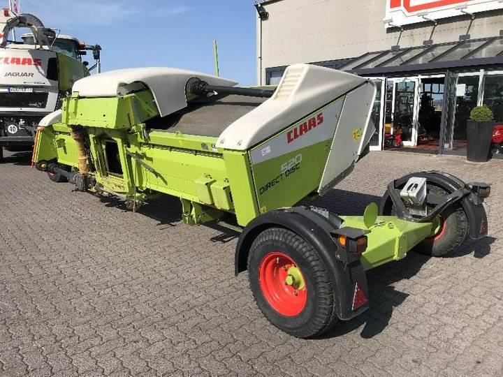 Claas Direct Disc 520 Contour - 2013