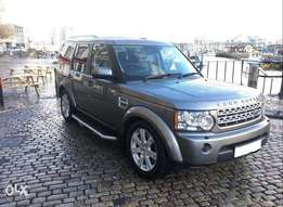 2011 Land Rover Discovery 4TDV6 XS 3.0.