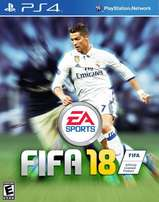 FIFA 18 for PS4 game