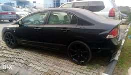 NEED A SERIOUS BUYER for 2008 Honda Civic Black