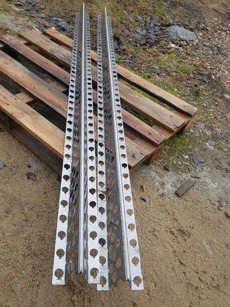 Topnotch Combiform prowadnice do wylewek betonowych. Końskie • OLX.pl EK95