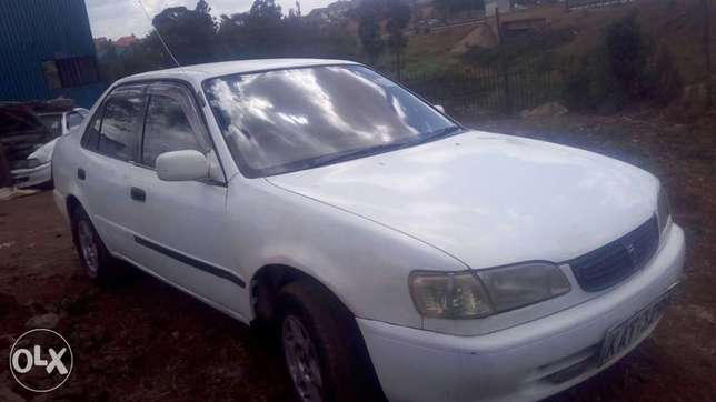 Toyota 111 Auto 4A engine Now selling Ruiru - image 5
