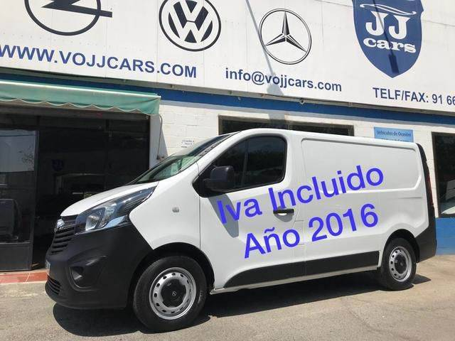Opel Vivaro 1.6cdti 27 L1h1 Expression 95 - 2016