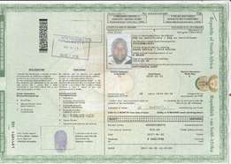 driver 5 years exprance with a valid prdp