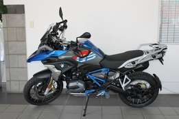 New BMW R1200GS Lc Rallye (Excluding Sport Suspension)
