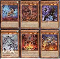 Looking for Kaiju yu gi oh cards