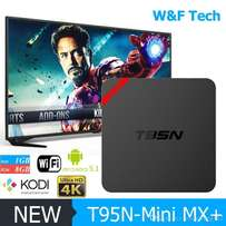 Latest Android TV Box, T95N Android box with 16.1 Kodi