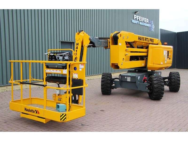 Haulotte HA16RTJPRO NEW / UNUSED, 16 m Working Height, Also - 2018 - image 11