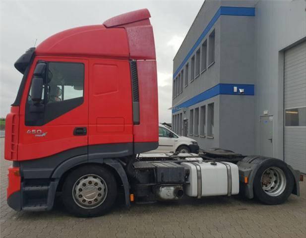 Iveco Stralis 450 Klima/eFH./Dachspoiler - 2006